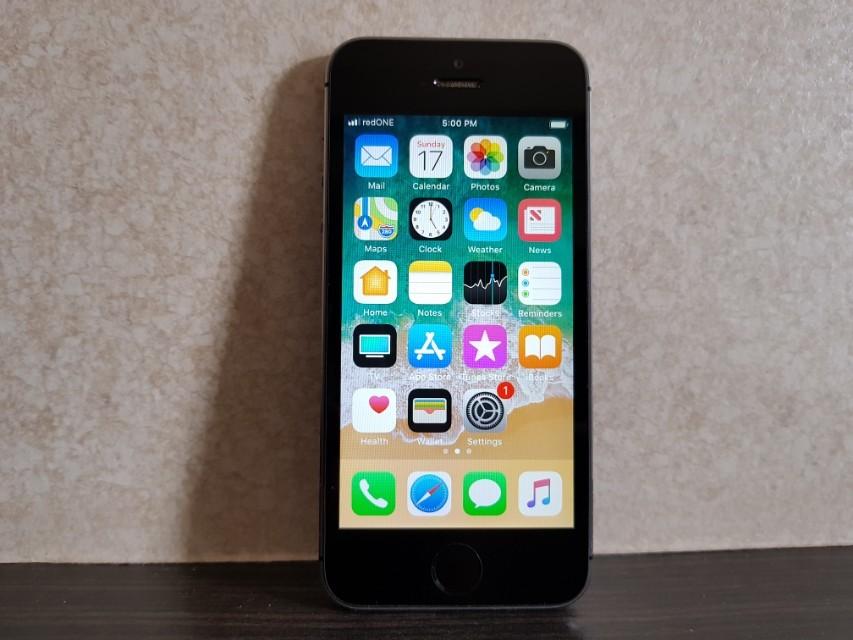 iPhone 5S Grey 16Gb Original
