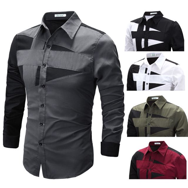 fe36f83d 615 New Stylish Design Formal Shirt [P.O], Bulletin Board, Preorders on  Carousell