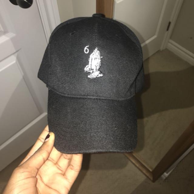6 baseball cap