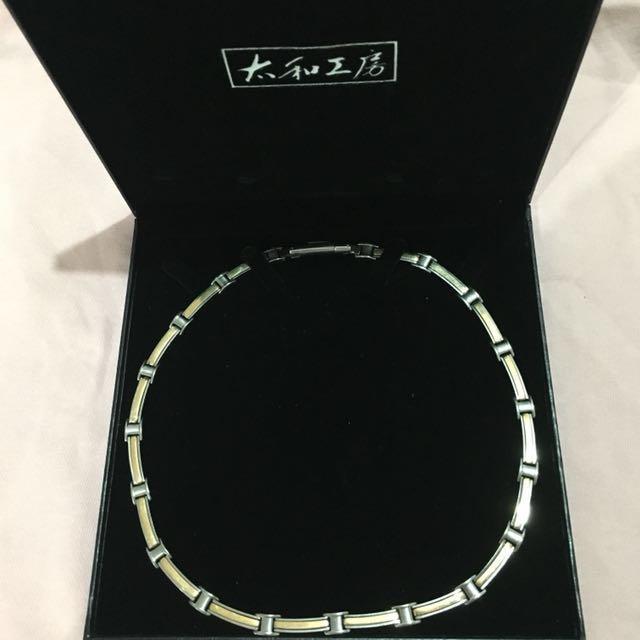 太和工房 純鈦頸鍊(原價12800)