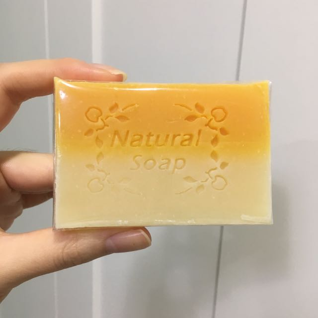 手工精油肥皂