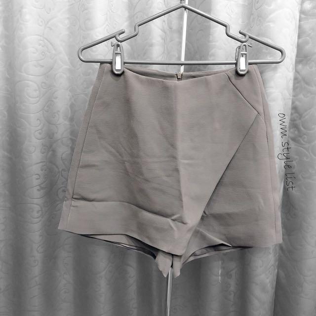 基本款褲裙