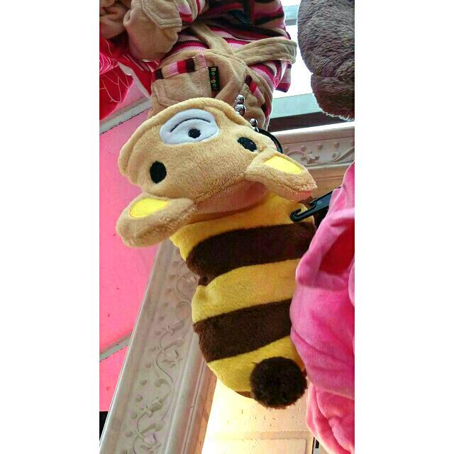 XS號 拉拉熊帽子造型蜜蜂裝 原價390元 寵物衣服 貓衣服 狗衣服