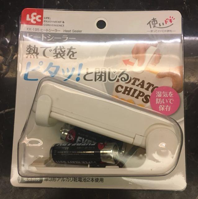 日本 熱融密封機-免運