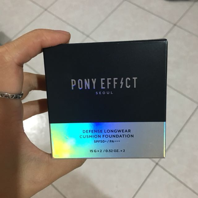降價 PonyEffect 神防護氣墊粉餅 的蕊