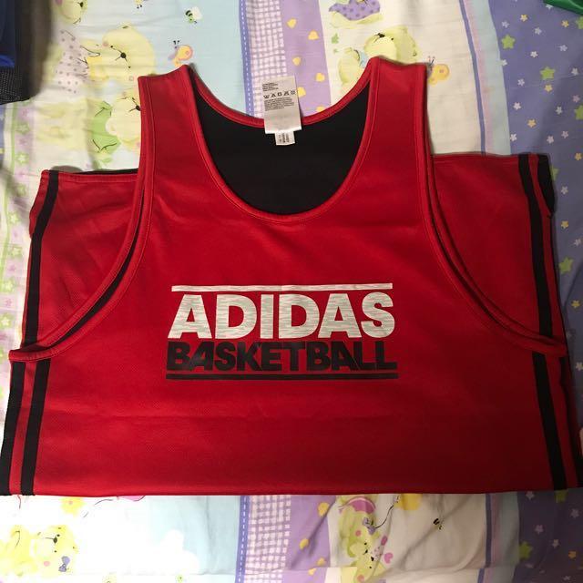 Adidas雙面球衣