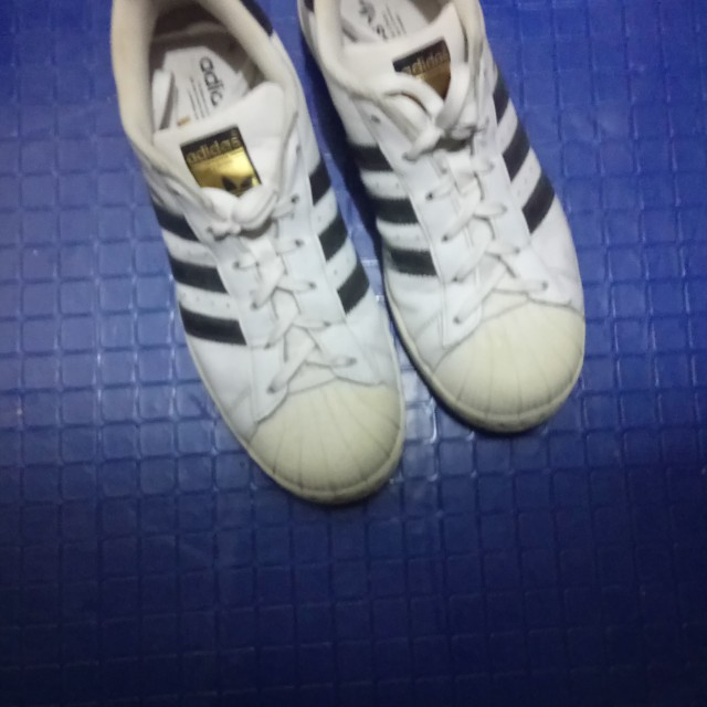 RUSH SALE!!! Adidas Superstar 37