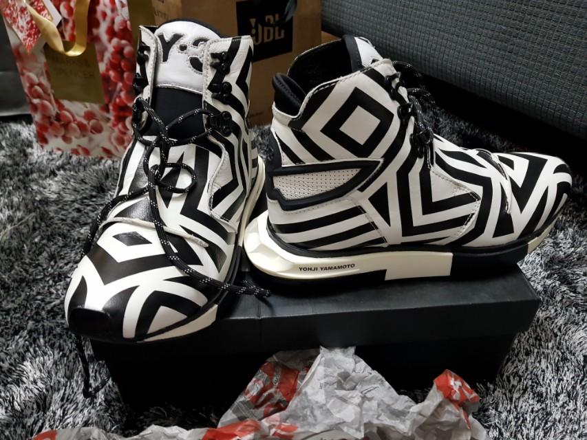 Adidas Y Scarpe 3 Di Yohji Yamamoto Scarpe Y da Ginnastica, Moda Maschile, Calzature In bdddfe