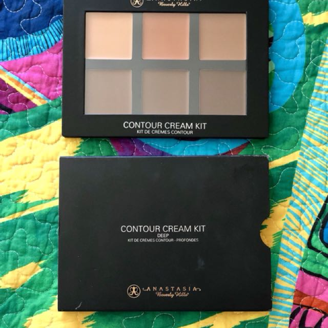 Anastasia Beverly Hills Cream Contour Kit | DEEP