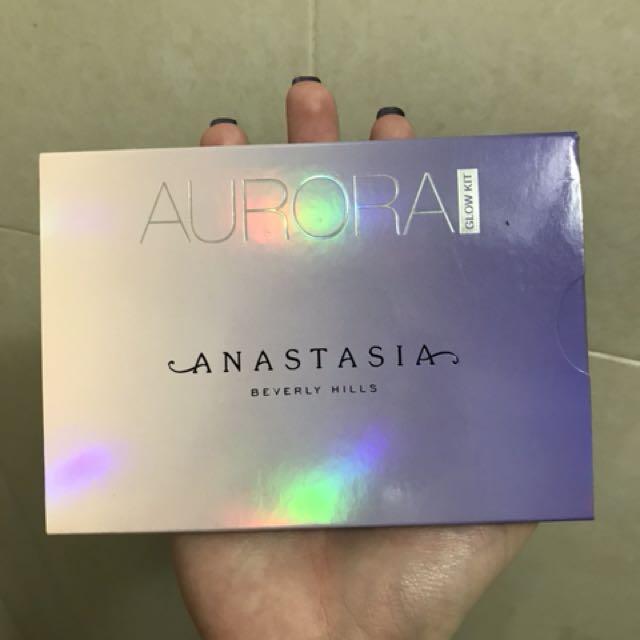 Anatasia Beverly Hills Aurora Glow Kit
