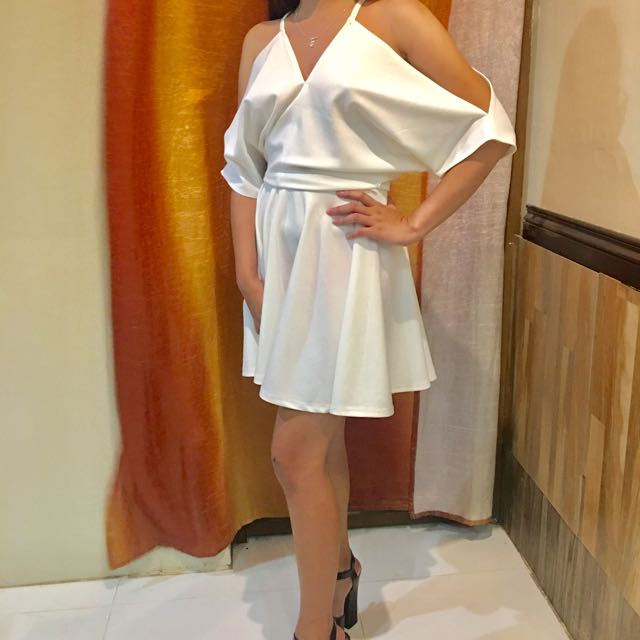 apartment8 white dress