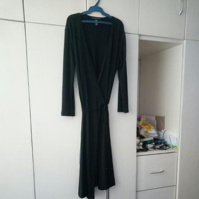 Apostrophe Wrap around dress