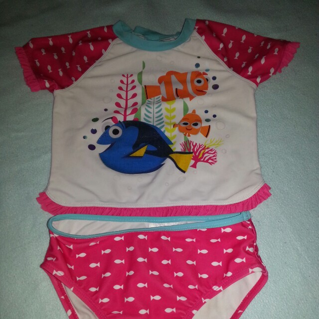Auth.Disney 2 pcs Swim Wear