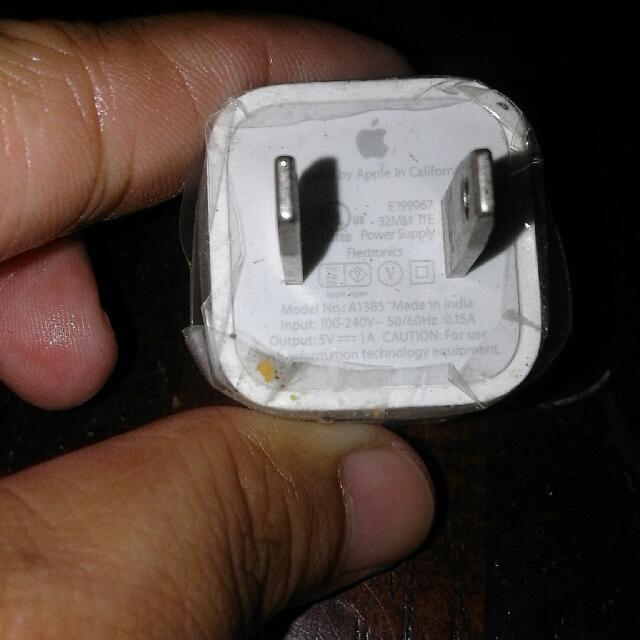 authentic apple iphone6 adaptor