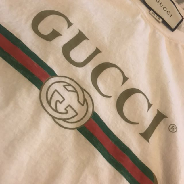 Authentic GUCCI tee