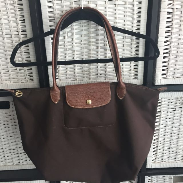Authentic Longchamp Le Pliage Tote (large)