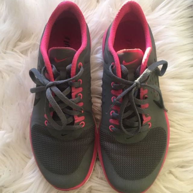 Authentic Nike Running Shoes (size 6)