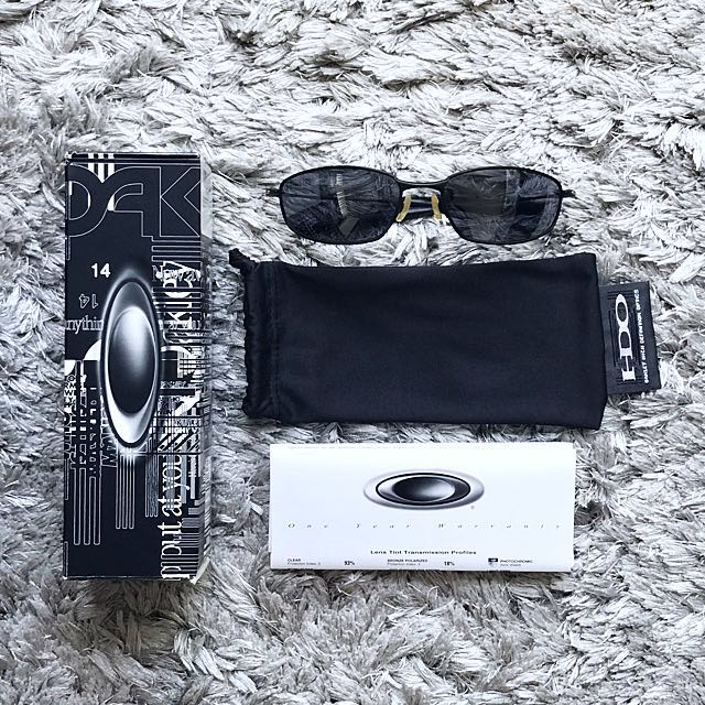 Authentic Oakley Shades - Whisker