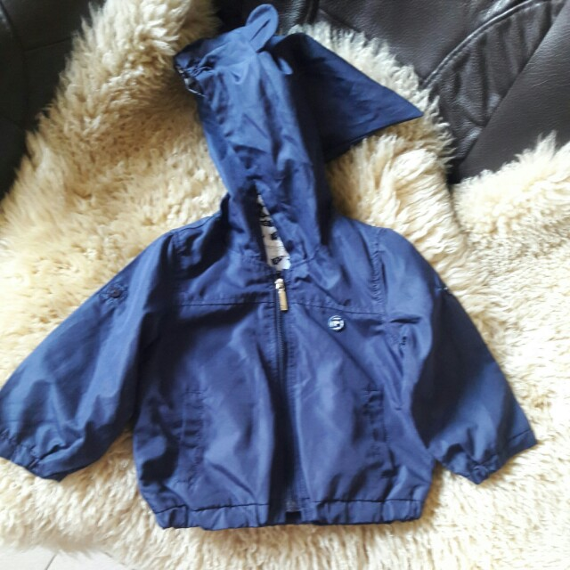 Authentic Paco Rabanne baby jacket
