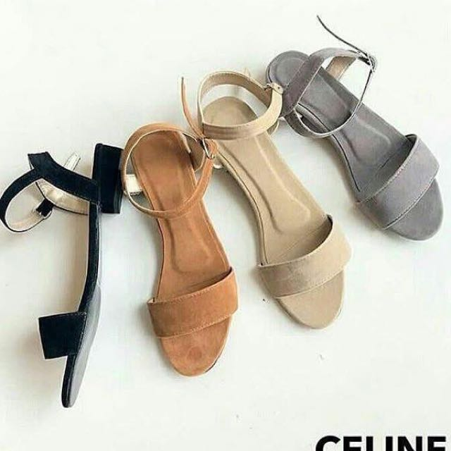 Avail flats and 1inch heels ( price start 399 )