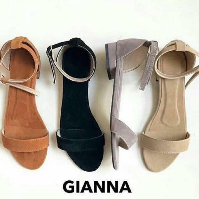 Avail flats and 1inch heels only ( price start 399 )