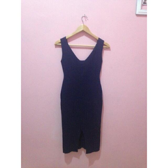 Avenue Dress Bodycon Slim Fit