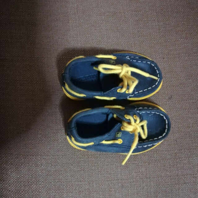 Baby Shoes - Sperry Top Sider