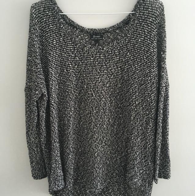 Bardot knit