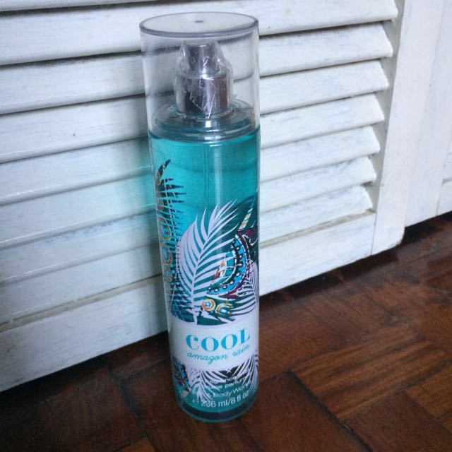 Bath & Body Works Cool Amazon Rain Body Mist