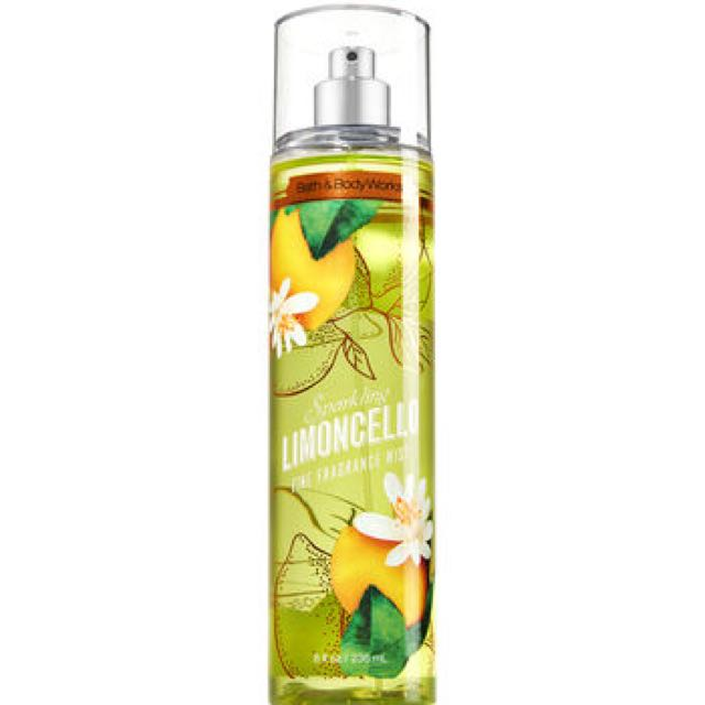BATH AND BODY WORKS PARFUME