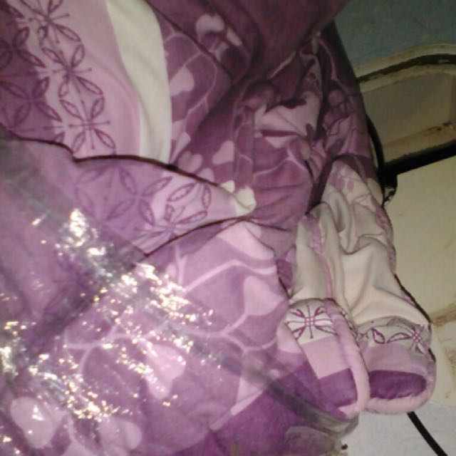 Bed Cover Preloved 160x200