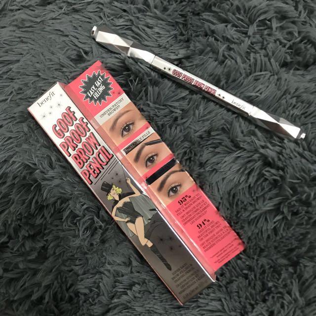 Benefit Cosmetics Eyebrow Pencil
