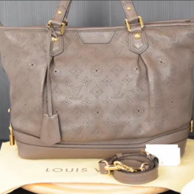 💞💥Best Buys 💥💞 Authentic LV Brown Beige Mahina Stellar