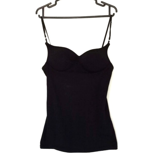 Black Top / Inner with buff