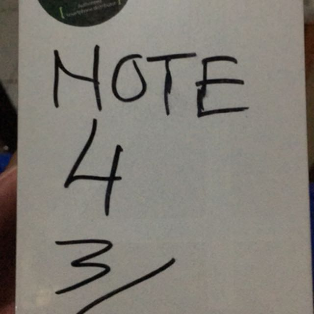 [BNIB] Mi Note 4 3/32 (hadiah doorprize)