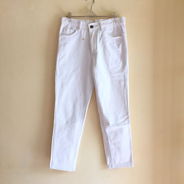 Boyfriend jeans pants