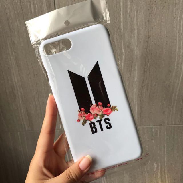 Bts Logo IPhone 7 Plus case