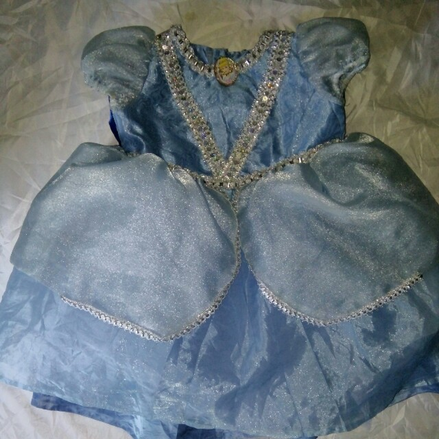 BuLky Cinderella costume 2 yrs old
