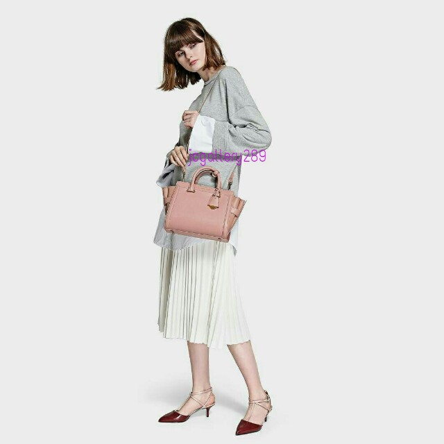 Charles Keith Boxy Trapeze