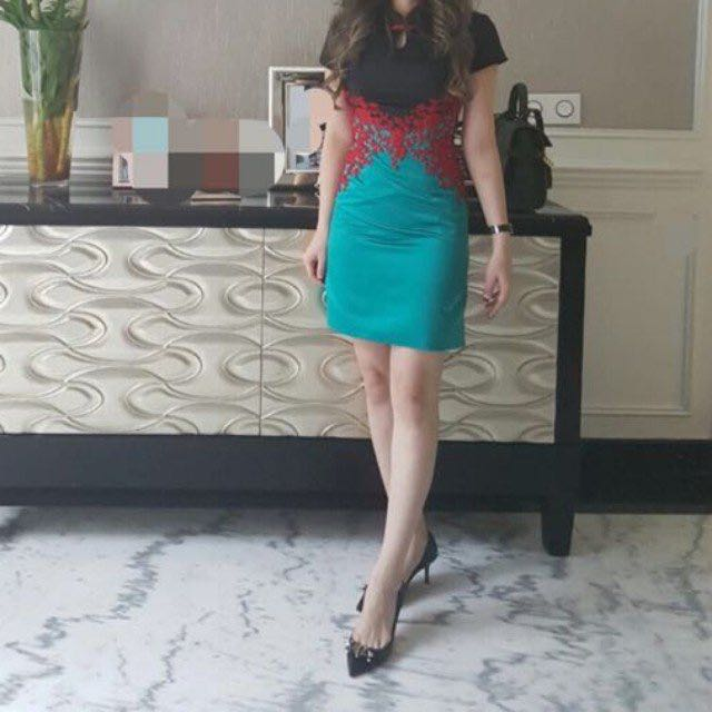 Cindy isella couture cheongsam