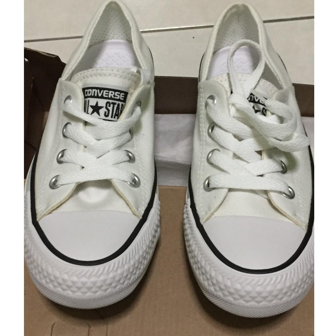 5c6a71cc7d2e CONVERSE Chuck Taylor All Star Coral White   Black   White Shoes ...