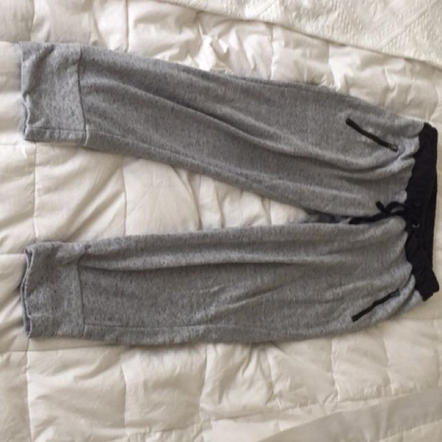 Cotton on track pants