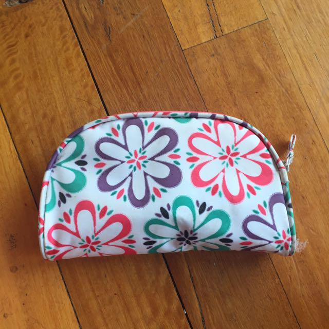 Cute little sanitary items bag