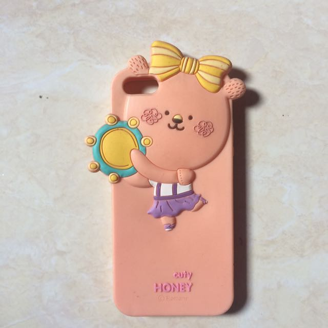 Cuty honey Case for Iphone 5/5s