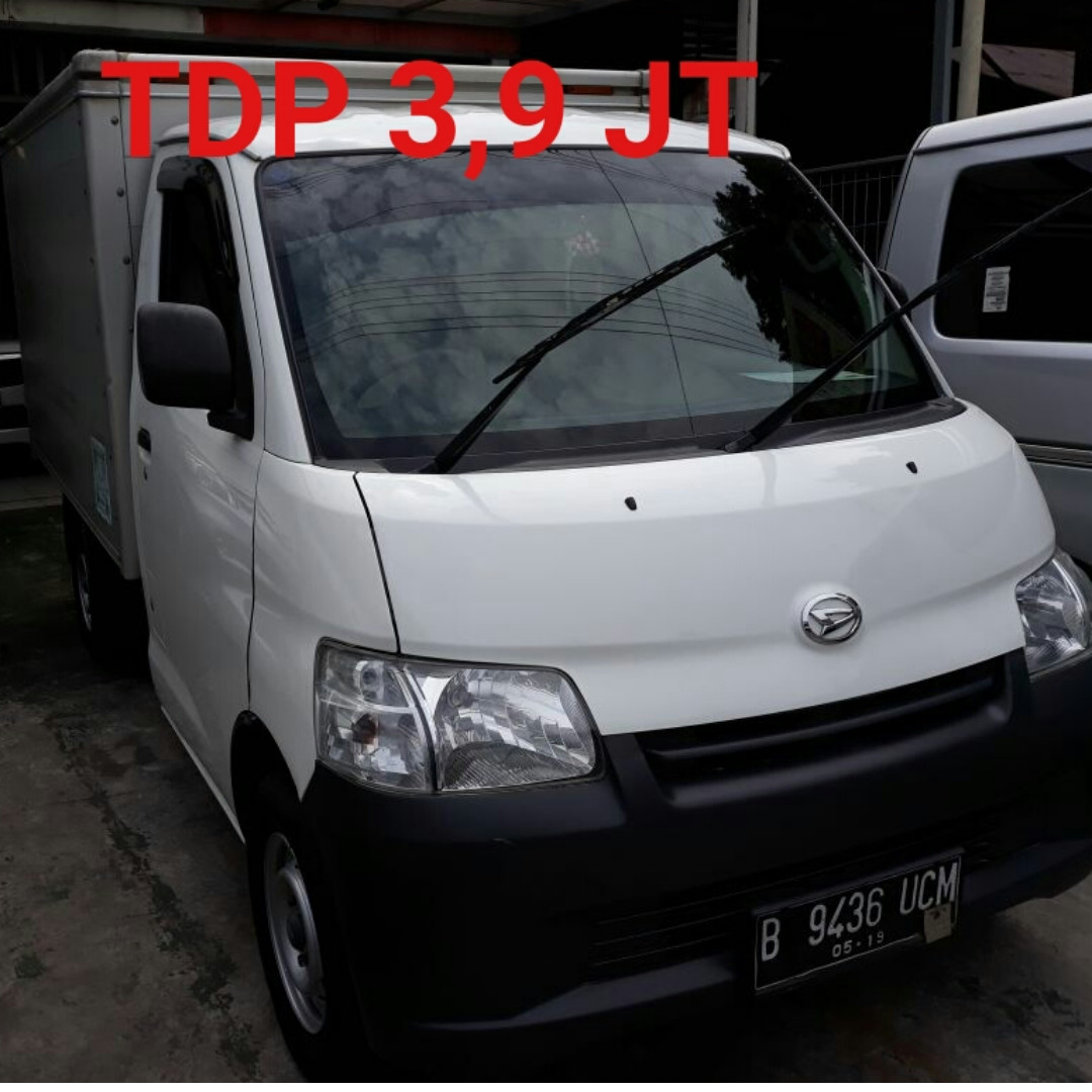 Daihatsu GranMax 1300 Box 2014 Tdp 3.9 jt