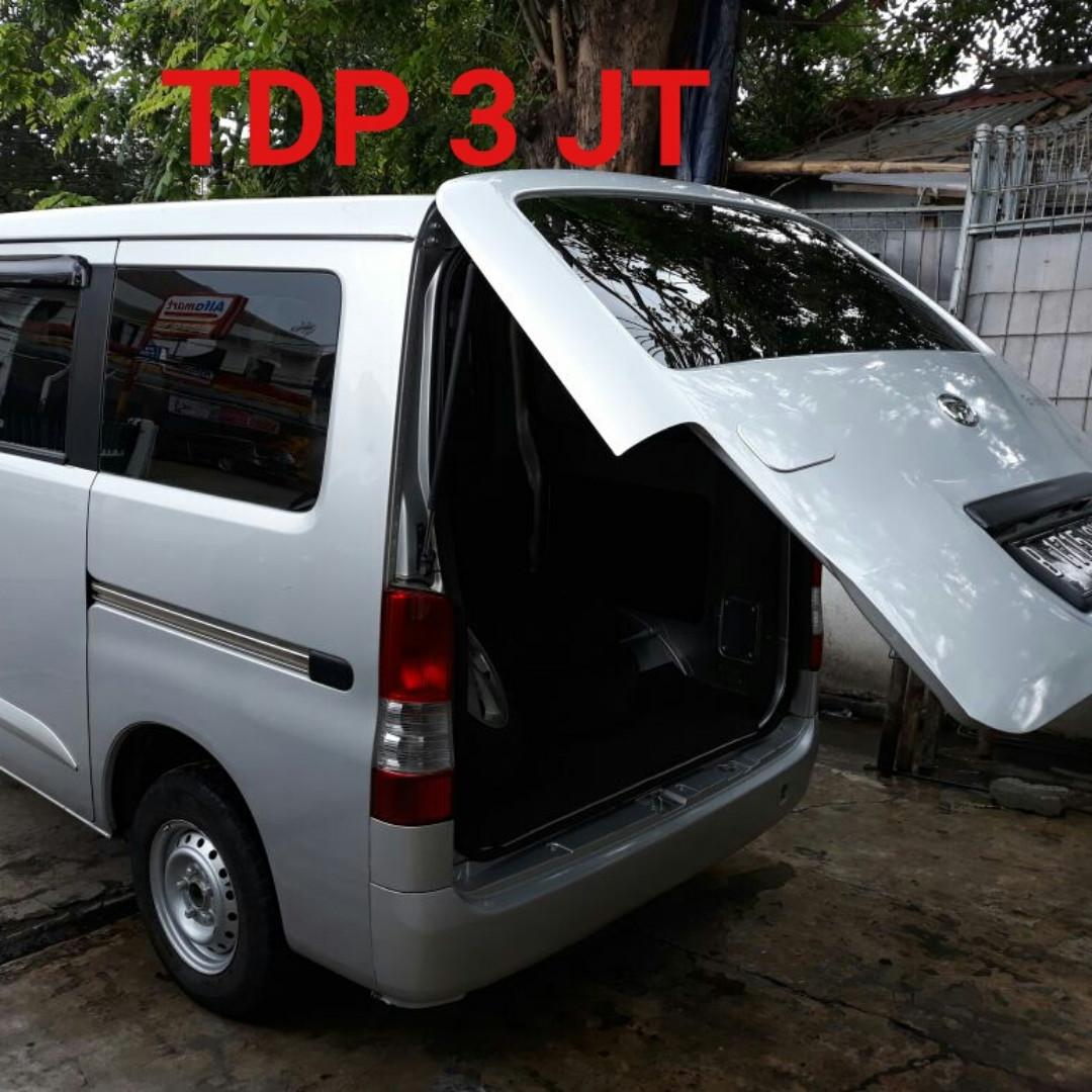 Daihatsu GranMax 1300-D HB 2014 Tdp 3 jt