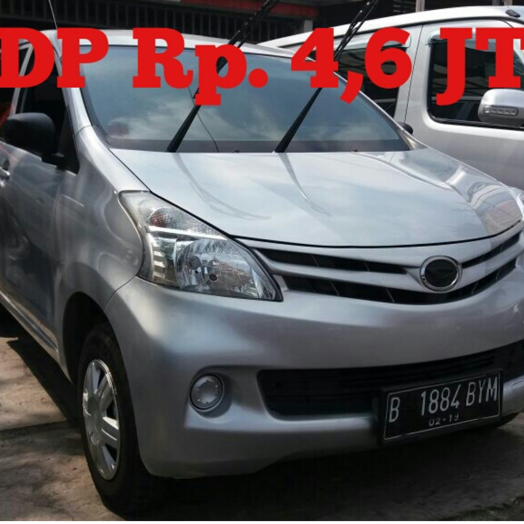 Daihatsu Xenia 10-M 2014 Tdp 4.6 jt