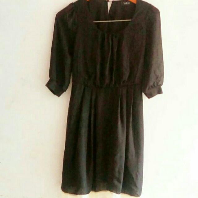 Dress Black Sifon