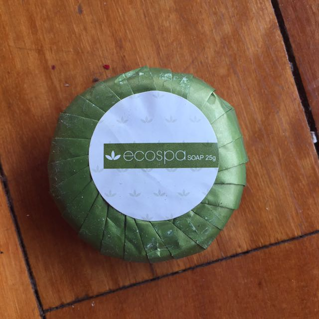 Ecospa soap 25g