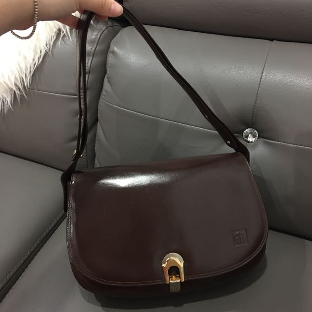 Elegant Belmonte italy leather bag
